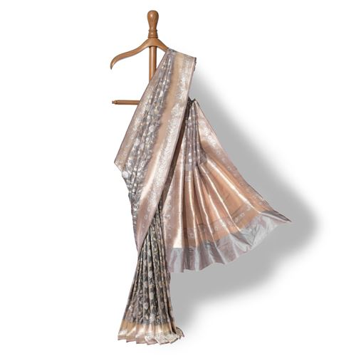 Laadli Banarasi Handwoven Silk Saree