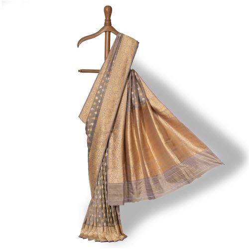 Didan Banarasi Handwoven Silk Saree