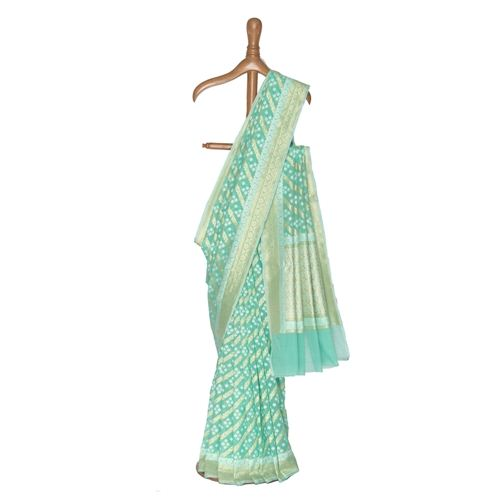 Asmani Cotton Saree
