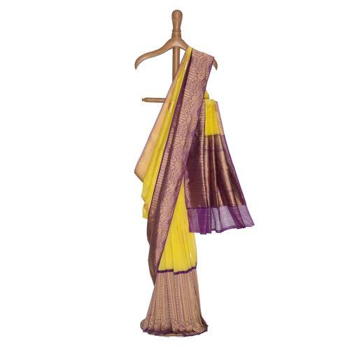 Saira Kora Silk Saree