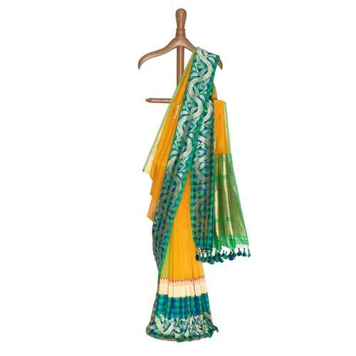 Roshanak Kora Silk Saree